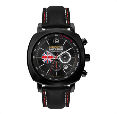 Mission Motorsport Chronograph